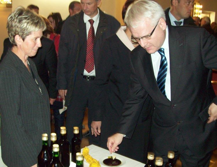 Predsjednik Ivo Josipović